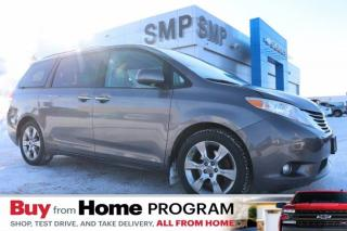 Used 2011 Toyota Sienna XLE -Leather, Sunroof, DVD for sale in Saskatoon, SK