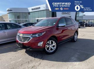 Used 2020 Chevrolet Equinox Premier AWD   Heated Seats   Power Liftgate for sale in Winnipeg, MB