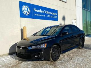 Used 2016 Mitsubishi Lancer ES AUTO - HTD SEATS / PWR PKG / BLUETOOTH for sale in Edmonton, AB