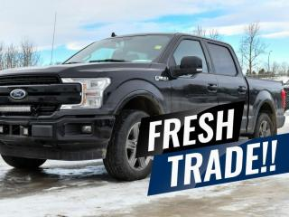Used 2020 Ford F-150 Lariat for sale in Red Deer, AB
