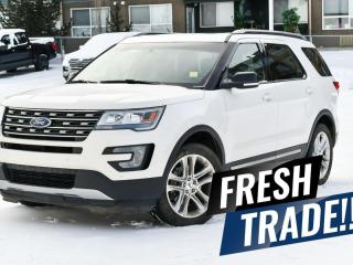Used 2017 Ford Explorer XLT 4WD for sale in Red Deer, AB