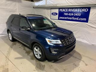 Used 2016 Ford Explorer XLT for sale in Peace River, AB