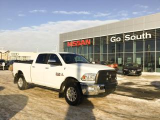 Used 2015 RAM 2500 6.7L, LARAMIE, CREW CAB, CUMMINS for sale in Edmonton, AB