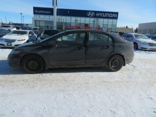 Used 2008 Honda Civic Sdn DX-G/AUTO/AIR/CRUSIE/POWER OPTIONS for sale in Edmonton, AB