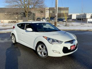Used 2013 Hyundai Veloster Only 93000 Km, Auto, 3 Years warranty Available. for sale in Toronto, ON