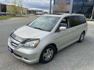 Used 2006 Honda Odyssey EX-L, Leather, Sunroof, 3/Y Warranty Available. for sale in Toronto, ON