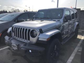 New 2021 Jeep Wrangler Unlimited Sahara Altitude for sale in Surrey, BC