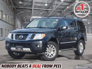 Used 2012 Nissan Pathfinder LE for sale in Mississauga, ON