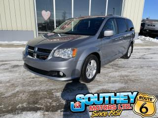 Used 2019 Dodge Grand Caravan Crew for sale in Southey, SK