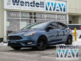 Used 2018 Ford Focus SEL Nav / Roof Hatchback for sale in Kitchener, ON