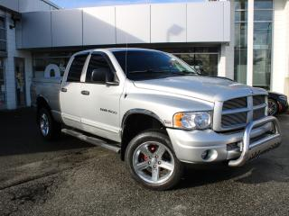 Used 2004 Dodge Ram 1500 SLT/Laramie for sale in Surrey, BC