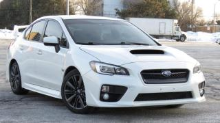 Used 2015 Subaru WRX 4DR SDN MAN W/SPORT-TECH PKG for sale in North York, ON
