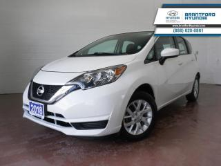 Used 2018 Nissan Versa Note BLUETOOTH | HEATED SEATS | BACK UP CAM  - $71 B/W for sale in Brantford, ON