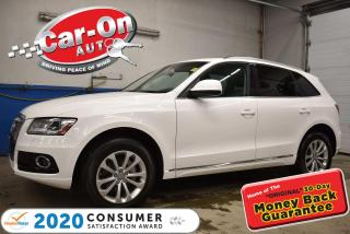 Used 2014 Audi Q5 PROGRESSIV + | NAVIGATION | for sale in Ottawa, ON