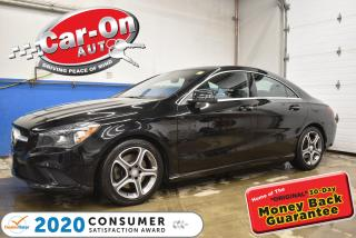 Used 2014 Mercedes-Benz CLA-Class PREMIUM + EXCLUSIVE PKG| PANO ROOF | HARMAN/KARDON for sale in Ottawa, ON