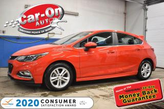 Used 2017 Chevrolet Cruze LT /RS HATCHBACK  LOADED for sale in Ottawa, ON