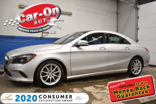 Used 2017 Mercedes-Benz CLA-Class 4MATIC   PREMIUM PKG   PANO ROOF for sale in Ottawa, ON