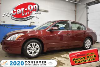 Used 2012 Nissan Altima SL LEATHER | SUNROOF | HEATED SEATS for sale in Ottawa, ON