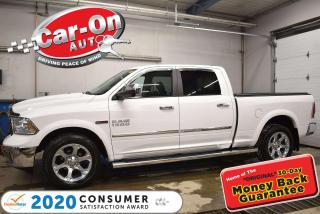Used 2016 RAM 1500 LARAMIE | EVERY POSSIBLE OPTION for sale in Ottawa, ON