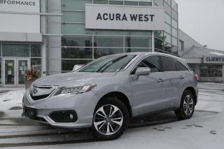 Used 2017 Acura RDX ELITE for sale in London, ON