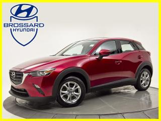 Used 2019 Mazda CX-3 AWD GS CAM DE RECUL MAGS BLUETOOTH CRUISE ADAPT for sale in Brossard, QC