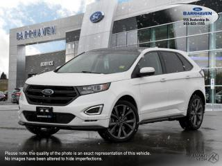 Used 2018 Ford Edge SPORT for sale in Ottawa, ON