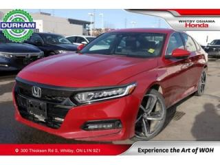 Used 2020 Honda Accord Sport for sale in Whitby, ON