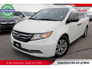 Used 2016 Honda Odyssey 4DR WGN SE for sale in Whitby, ON