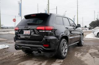 Used 2018 Jeep Grand Cherokee SRT NAVI/HIGH PERFORMACE AUDIO/ PERFORMACE EXHAUST for sale in Concord, ON