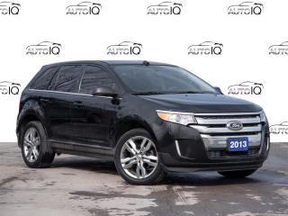 Used 2013 Ford Edge Limited AS IS PRE-OWNED | CLEAN CARFAX for sale in St Catharines, ON