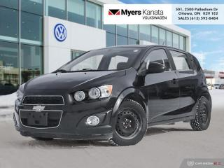 Used 2016 Chevrolet Sonic LT  - Chevy MyLink -  Bluetooth for sale in Kanata, ON