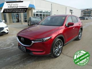 Used 2019 Mazda CX-5 GT Auto AWD Signature - 2.5 Turbo Engine for sale in Steinbach, MB