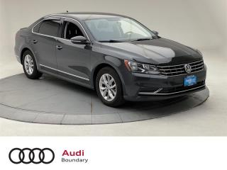 Used 2017 Volkswagen Passat Trendline plus 1.8T 6sp at w/ Tip for sale in Burnaby, BC
