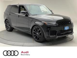 Used 2020 Land Rover Range Rover Sport V6 Td6 HSE for sale in Burnaby, BC