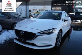 Used 2020 Mazda MAZDA6 GS-L for sale in Nanaimo, BC