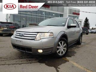 Used 2008 Ford Taurus X SEL - AS IS UNIT for sale in Red Deer, AB