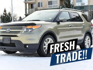 Used 2013 Ford Explorer Limited 4WD for sale in Red Deer, AB