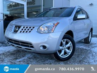 Used 2009 Nissan Rogue SL - AWD, HEATED SEATS, BACK UP CAM, PUSH BUTTON AND MORE! for sale in Edmonton, AB