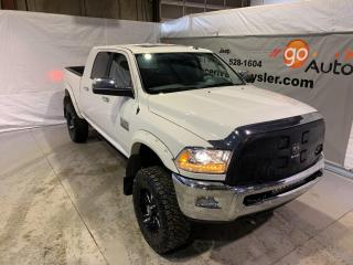 Used 2017 RAM 2500 Laramie for sale in Peace River, AB