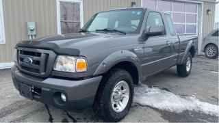 Used 2011 Ford Ranger SPORT for sale in Tilbury, ON