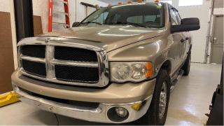 Used 2004 Dodge Ram 2500 SLT for sale in Tilbury, ON