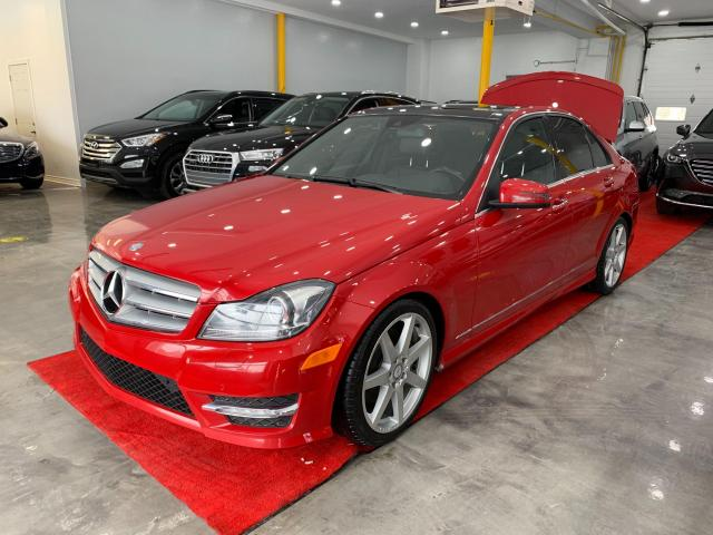 2013 Mercedes-Benz C350 Sport 4MATIC