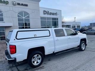 Used 2018 Chevrolet Silverado 1500 2LT for sale in Nepean, ON