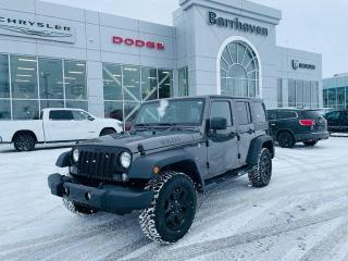 Used 2018 Jeep Wrangler JK Unlimited 4dr 4X4 Willy's for sale in Ottawa, ON