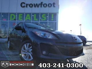 Used 2013 Mazda MAZDA3 GT MANUAL SKYACTIV for sale in Calgary, AB