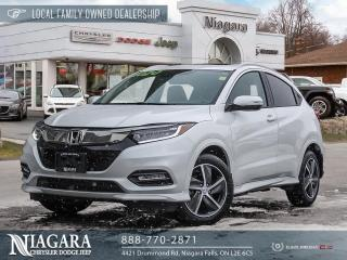 Used 2020 Honda HR-V Touring | Leather | Low KMS for sale in Niagara Falls, ON