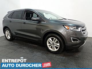 Used 2016 Ford Edge - SEL - TOIT OUVRANT - AIR CLIMATISÉ for sale in Laval, QC