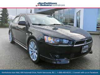 Used 2009 Mitsubishi Lancer GTS for sale in North Vancouver, BC