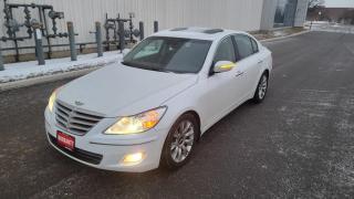 Used 2011 Hyundai Genesis Sedan 4dr Sdn V6 for sale in Mississauga, ON