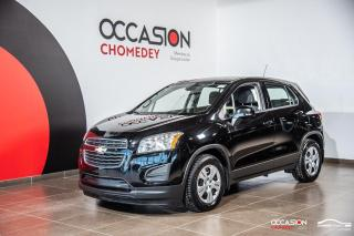 Used 2016 Chevrolet Trax LS+A/C+GROUPE ELECTRIQUE for sale in Laval, QC